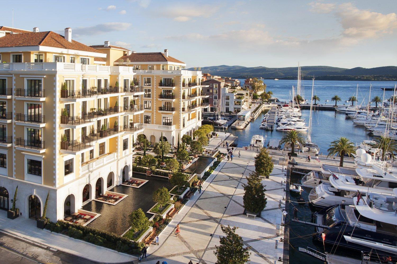 מלון פורטו מונטנגרו ריג'נט Regent Porto Montenegro - Montenegro.