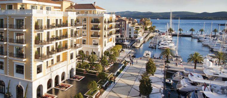 מלון פורטו מונטנגרו ריג'נט Regent Porto Montenegro – Montenegro.